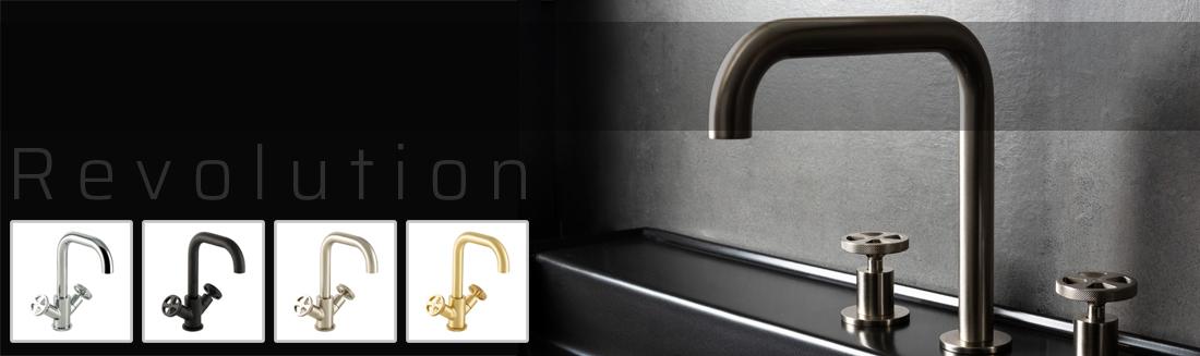 Styl industrialny w najnowszej kolekcji armatury łazienkowej od BAGNODESIGN London