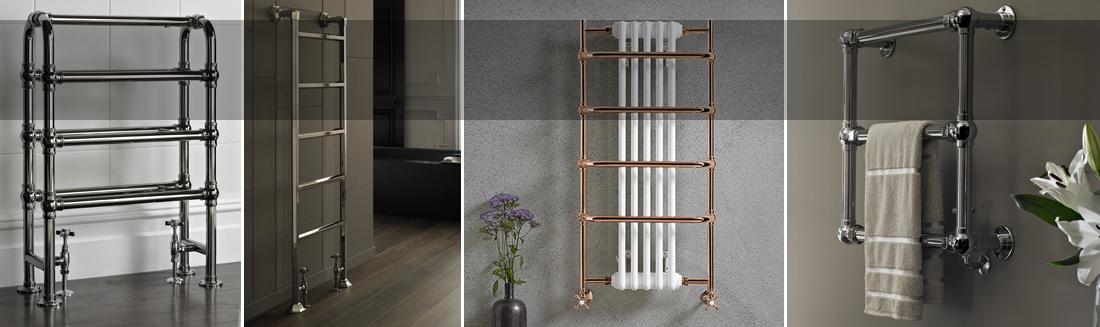 Oferta produktowa grzejników dekoracyjnych Vogue UK