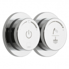 Sterowany cyfrowo 2-drożny termostat prysznicowy - VADO - Sensori - DIA-2000