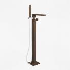 Green Home Design - Bateria wannowa wolnostojąca z zestawem prysznicowym