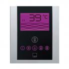 Termostat prysznicowy 2-drożny z cyfrowym panelem sterującym - VADO - Identity - IDE-147C-C/P