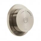 Moduł termostatyczny 1-drożny z jednostką sterującą - INDIVIDUAL by VADO - Nikiel Szczotkowany