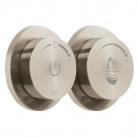 Moduł termostatyczny 2-drożny (wannowo-prysznicowy) z dwiema jednostkami sterującymi - INDIVIDUAL by VADO - Nikiel Szczotkowany